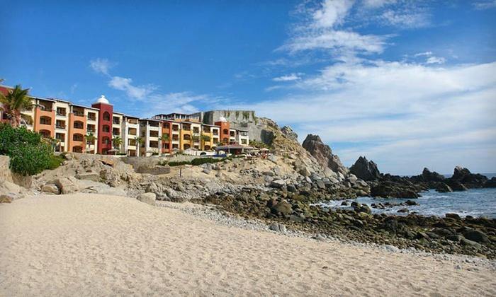 Oceanside Resort Near Cabo San Lucas