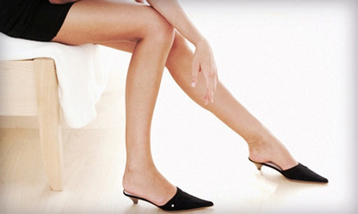 Soffer Health Institute - Multiple Locations: $99 for Spider-Vein Treatment Plan at Soffer Vein Institute ($849 Value)