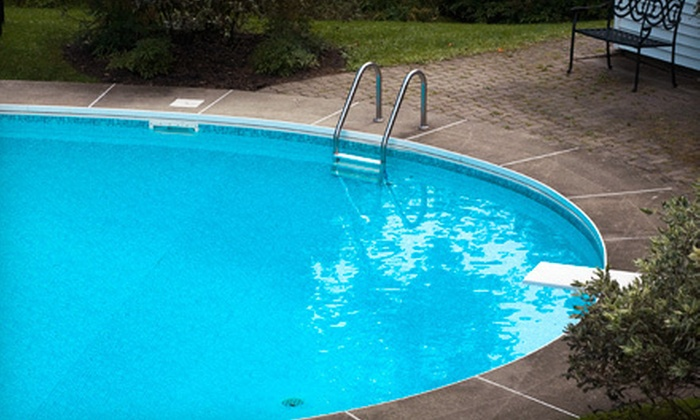 Wet Feet Pools - Santa Barbara: $29 for One Month of Pool Cleaning from Wet Feet Pools ($95 Value)