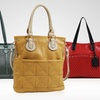 Ruby Blue Couture Totes