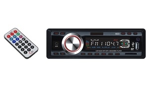 Autoradio con MP3, SD Card e USB
