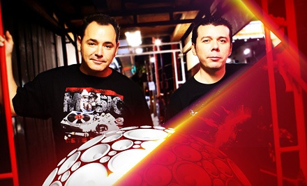 The Crystal Method at Zouk on Sat., May 5 at 10PM: General-Admission Seating - The Crystal Method in Dallas