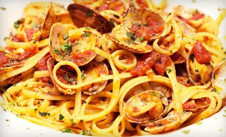 $40 Groupon to  Mangia Roma - Mangia Roma in Chicago