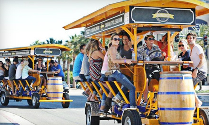 Social Cycle - San Diego: Weekend or Weekday Multipassenger-Bike Rental from Social Cycle (Up to 52% Off)