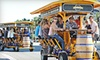 Social Cycle - San Diego: Weekend or Weekday Multipassenger-Bike Rental from Social Cycle (Up to 52% Off)