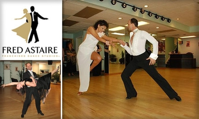 Fred Astaire Dance Studio (Bloomfield Hills) - Bloomfield Hills: $25 for Two Private Lessons Plus One Group Lesson or Dance Party at Fred Astaire Dance Studio (Up to $95 Value)