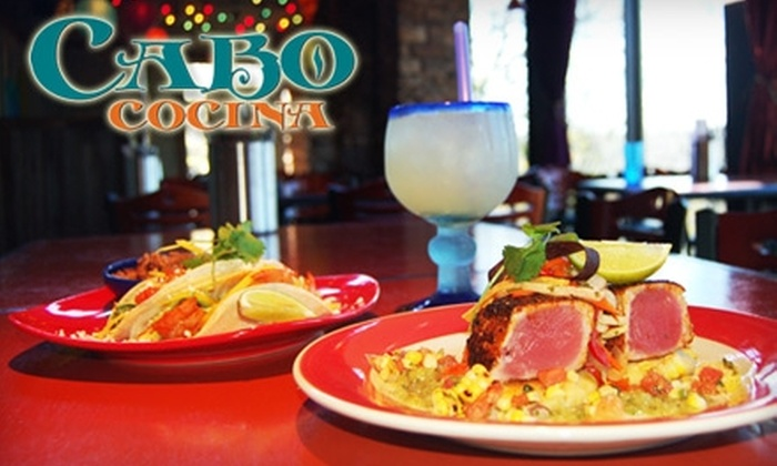 Cabo Cocina - Riverside: $10 for $20 Worth of Upscale Mexican Fare and Drinks at Cabo Cocina in Dublin