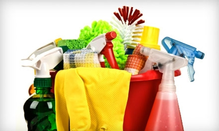 Michelle's House Cleaning Service - Overland Park: $49 for Three-Hour Deep Cleaning from Michelle's House Cleaning Service