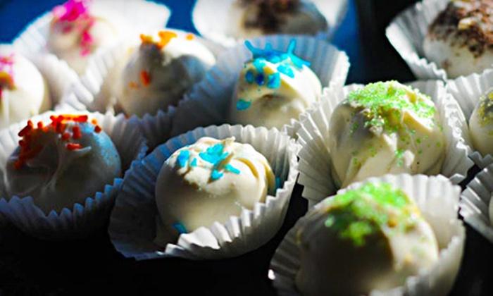 LeeAnn's Cakes - Pflugerville: Custom Cakes or One Dozen Cake Balls at LeeAnn's Cakes in Pflugerville