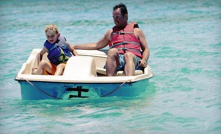 1-Hour 2007 Sea-Doo GTI Jet Ski Rental (a $120 value) - LA Boat Rentals in Redondo Beach