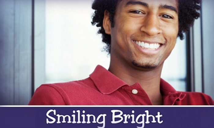 Smiling Bright - Prairie Lake: $79 for a 40-Minute Teeth-Whitening Treatment at Smiling Bright in Lakeville ($199.99 Value)