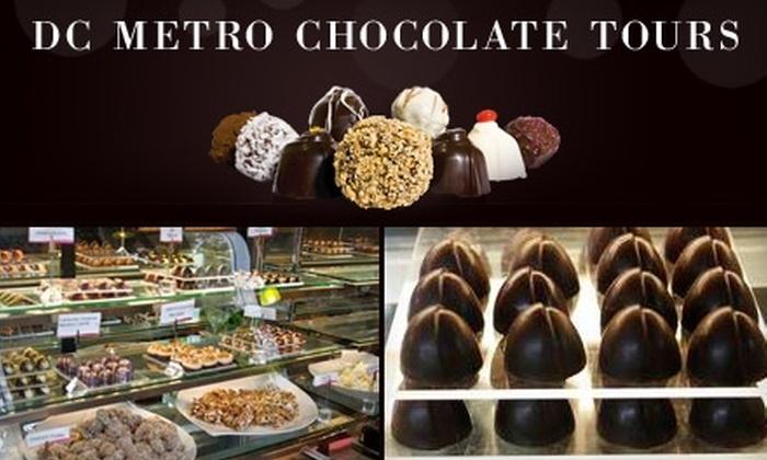 DC Metro Chocolate Tours - Washington Mall: $25 for a Chocolate Walking Tour from DC Metro Chocolate Tours ($48 Value)