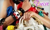 Twist - Downtown Santa Cruz: $25 for $50 Worth of Secondhand Designer Handbags and Positive Energy T-Shirts at Twist