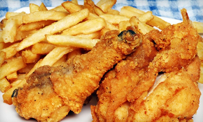 Phil's Bar & Grill - Rosewood Heights: $10 Worth of Pub Fare