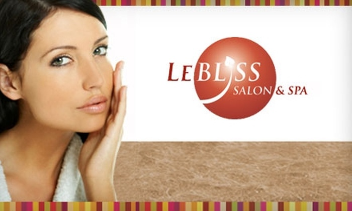 LeBliss Salon & Spa - East Louisville: $40 for $80 Worth of Services at LeBliss Salon & Spa