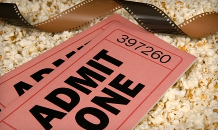 Columbia Place Stadium Cinemas - Northeast Arcadia Lakes: $12 for Two Tickets and Popcorn at Columbia Place Stadium Cinemas (Up to $24 Value)