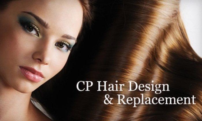 CP Hair Design & Replacement - Terry Sanford: $150 for La-Brasiliana Dimani Keratin Treatment with Collagen at CP Hair Design & Replacement ($400 Value)