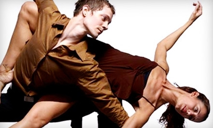 Dance Houston - Downtown: $22 for Orchestra-Center Seat to Dance Houston's No Limits Festival ($44 Value)