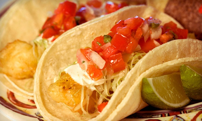 Mexico Real Mexican Restaurant - Wedge Hills: Mexican and Tex-Mex Cuisine at Mexico Real Mexican Restaurant (Half Off)