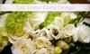 Lisa Foster Floral Design - Knoxville:  $20 for $40 Worth of Fresh Flower Arrangements at Lisa Foster Floral Design