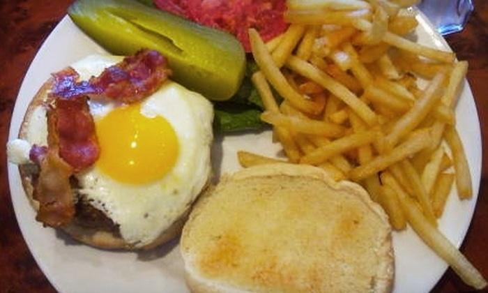 Cafe Via Espresso - Astoria: $5 for $10 Worth of American Diner Fare at Cafe Via Espresso in Astoria