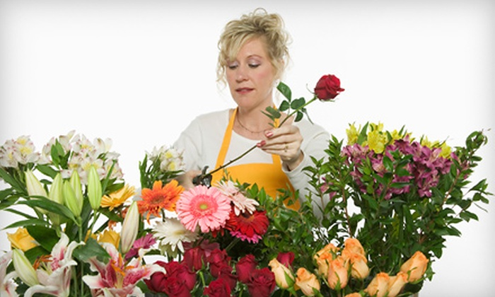 Field of Flowers - Multiple Locations: $35 for Three Flower-Arranging Classes at Field of Flowers ($75 Value)