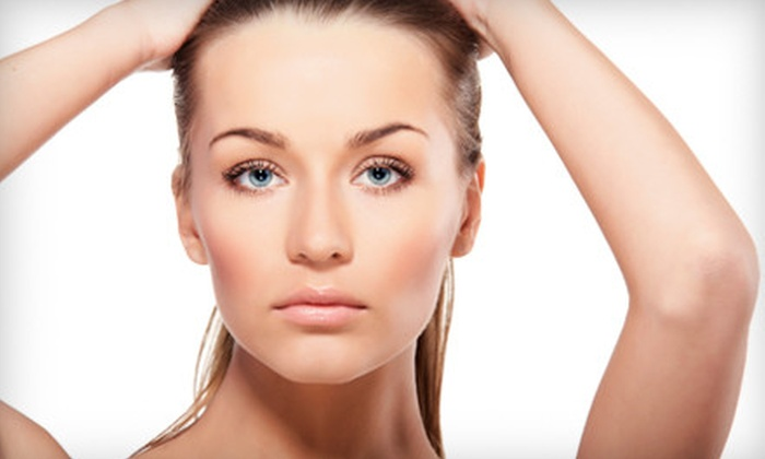 Surrey Smooth Laser Clinic - Multiple Locations: $69 for a Clay Peel and Multivitamin Mask at Surrey Smooth Laser Clinic ($160 Value)