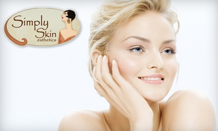 Simply Skin Esthetics - Eastside: $29 for $70 Worth of Treatments at Simply Skin Esthetics