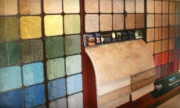 Derailed Flooring Outlet - North Campbell No. 3A: $50 for $100 Toward Flooring at Derailed Flooring Outlet