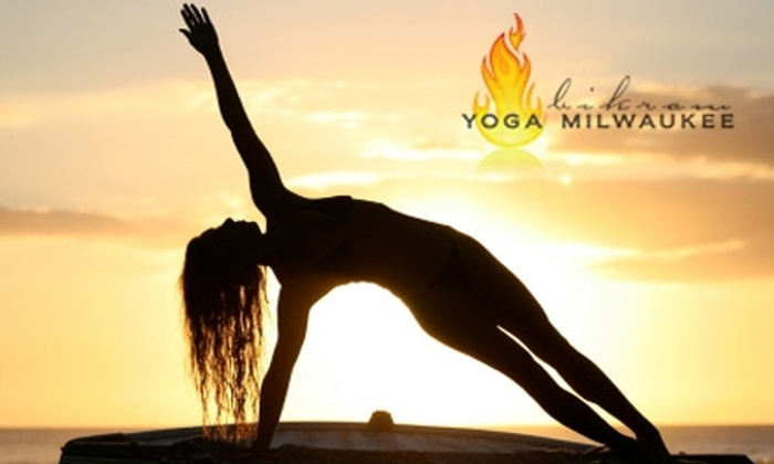 Bikram Yoga Milwaukee - Riverwest: $15 for Five Classes at Bikram Yoga Milwaukee ($90 Value)