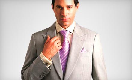 One Suit and Two Shirts (a $1,399 value) - Michael's Custom Clothes in Sherman Oaks