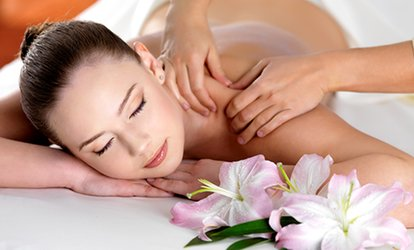 60-Minute Back Treatment with Massage or Facial at Soins Thérapeutiques Kassis (57% Off)