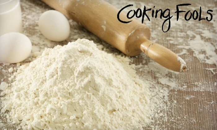 Cooking Fools - Wicker Park: $45 for Pasta-Making Class and Dinner at Cooking Fools