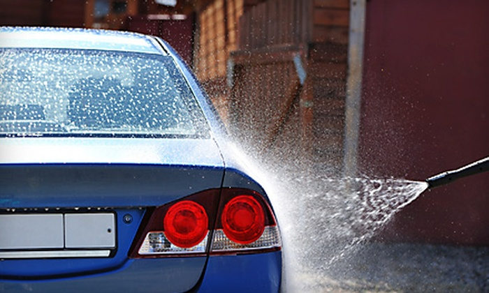 Ultra Car Wash - Multiple Locations: Carwashes and Waxes at Ultra Car Wash. Three Options Available.
