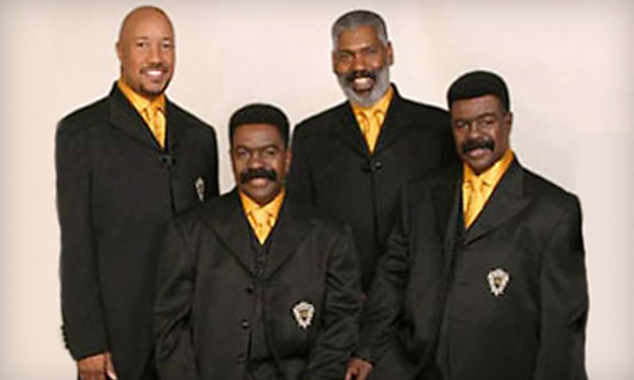 The Whispers and The Stylistics - Downtown: One Ticket to See The Whispers and The Stylistics at Chene Park on August 5 at 8 p.m. (Up to $48.65 Value)