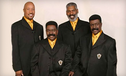 Ticket Master: The Whispers and The Stylistics at Chene Park on Fri., Aug. 5 at 8PM: Upper Pavilion-Level Seating - The Whispers and The Stylistics in Detroit
