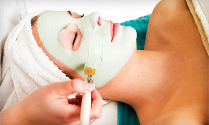 Wellness Within - Gariepy: $79 for an Organic Spa Package with Body Scrub, Wrap, and Facial at Wellness Within ($210 Value)