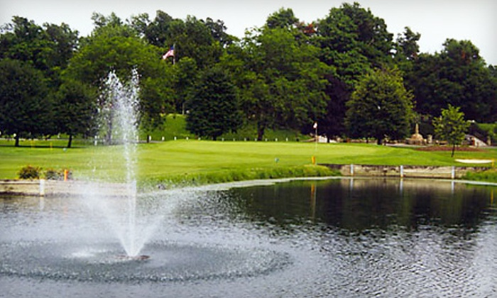Frankfort Golf Club - Frankfort: $30 for a Golf Outing for Two Plus Cart Rental at Frankfort Golf Club (Up to $78 Value)