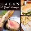 Half Off at J. Black's Feel Good Lounge