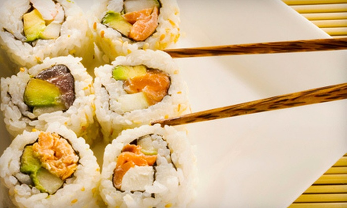 Shiro - Walnut Creek: $20 for $40 Worth of Sushi and Thai Cuisine at Shiro in Walnut Creek