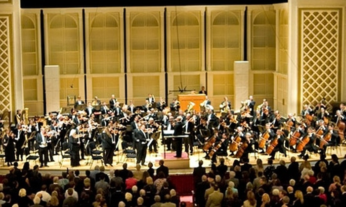 Cincinnati Symphony Orchestra - Over-The Rhine: $22 for One Ticket to Any Remaining Cincinnati Symphony Orchestra Subscription Concerts for the 2010-2011 Season ($48 Value)