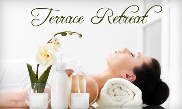 Terrace Retreat - Colleyville: $40 for $80 Worth of Spa and Salon Services at Terrace Retreat