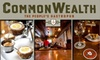 CommonWealth - Columbia Heights: $15 for $30 Worth of Pub Grub and Microbrews at CommonWealth