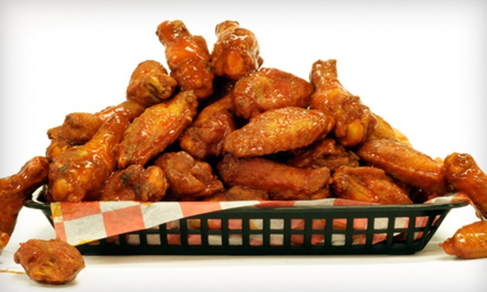 WingIts Drive-Thru Chicken Wings - Elkhorn: Chicken Wings and Meals at WingIts Drive-Thru Chicken Wings. Four Options Available.