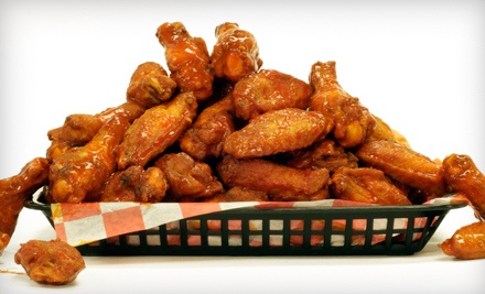 Meal Package for 2 (a $16.97 total value), Including 20 Wings (a $14.99 value) and 2 Regular Sodas (a $1.98 value) - WingIts Drive-Thru Chicken Wings in Omaha