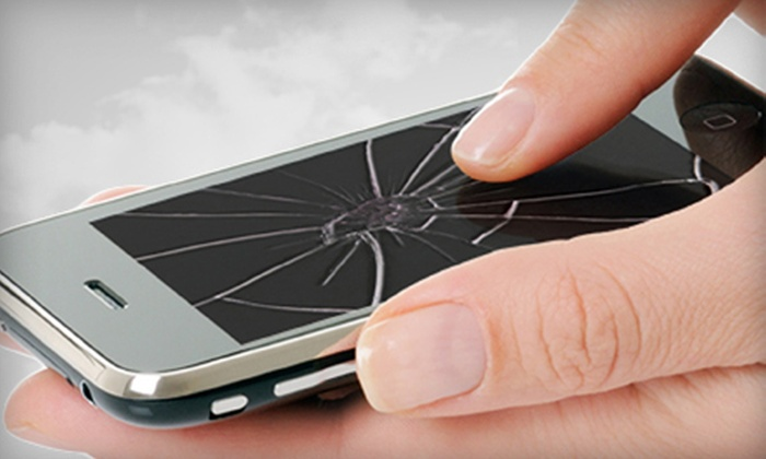 A's Wireless - New Braunfels: iPhone Screen Replacement or $10 for $20 Worth of Accessories at A's Wireless in New Braunfels. Three Options Available.