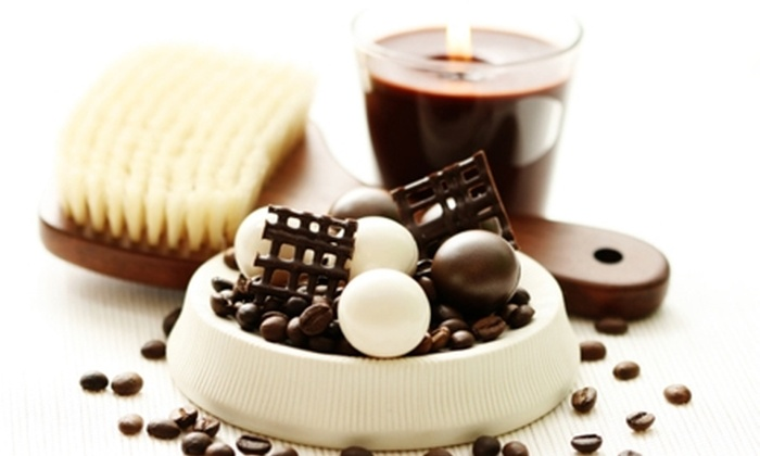 Appease Inc. - Cragin: $109 for At-Home Chocolate Delight Spa Package, Including Mani-Pedi and Facial or Massage, from Appease Inc. ($234 Value)