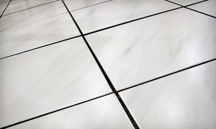 Universal Carpet Care - Katy Mills: $69 for Tile and Grout Cleaning from Universal Carpet Care (Up to $150 Value)