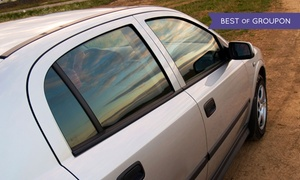 N.W. Audio: $135 for a Full-Car Window Tinting for One Back and Four Side Windows at N.W. Audio ($285 Value)