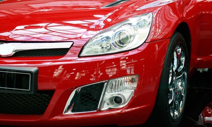 Groupon Car Wash La